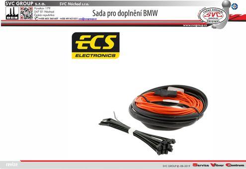 Elektro sada pro BMW pro tažné zařízení