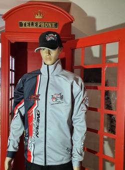 Softshellová bunda týmu SVC Vitver racing firmy SVC Group-tažná zařízení