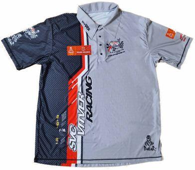Tričko motosport SVC Group tažná zařízení DAKAR