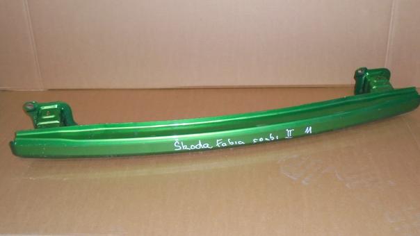 Škoda Fabia II Combi 06/2010->12/2014 zelená výztuha místo tažného
