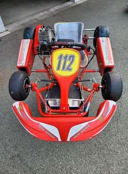 Motokára 50 karting
