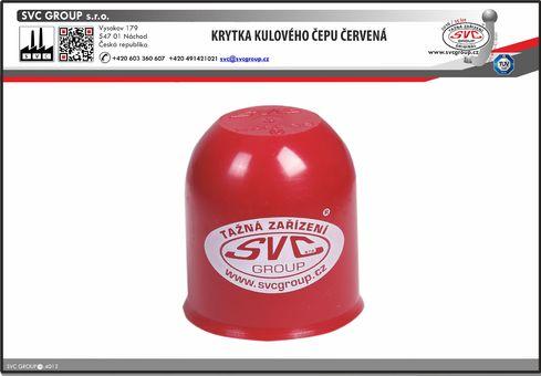 Krytka kulového čepu SVC GROUP Originál Český výrobce tažných zařízení