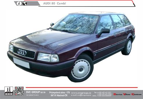 Audi 80 Kombi