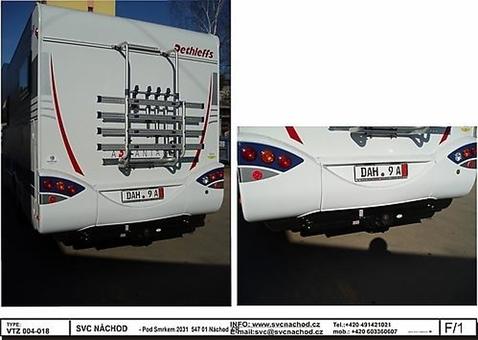 Obytná vozidla Caravan