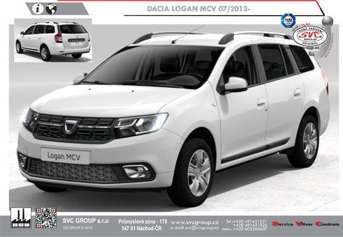 Dacia Logan MCV (kombi)