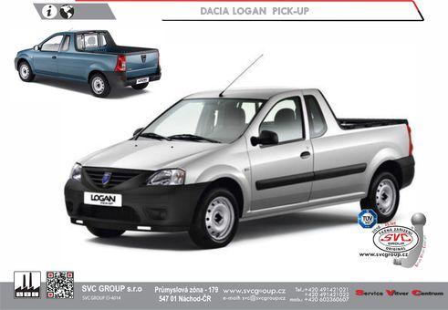 Dacia Logan Pick up + Van