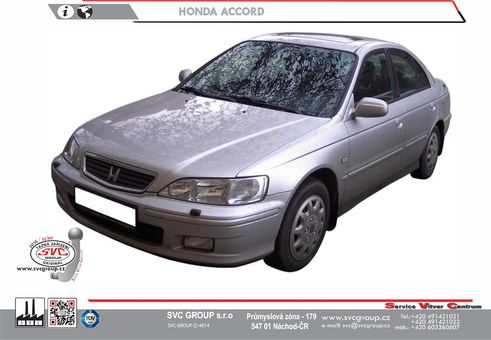Honda Accord Hatchback