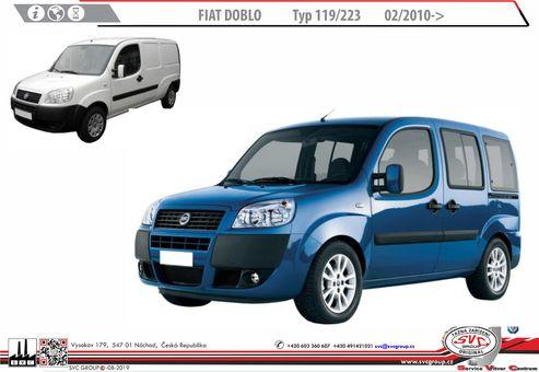 Fiat Doblo + Cargo Typ I