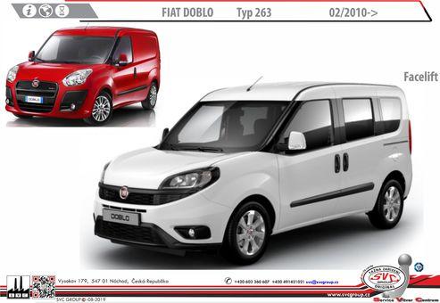 Fiat Doblo + Cargo Typ II