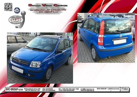 Fiat Panda Typ-II ne 4x4