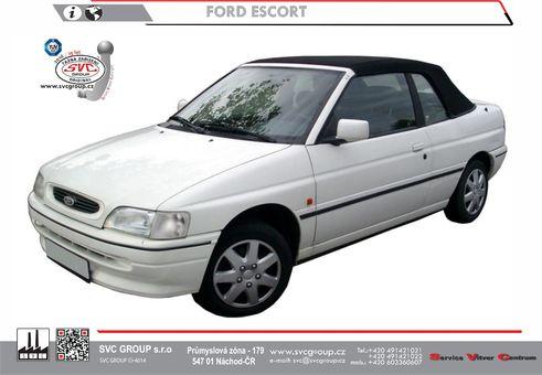 Ford Escort Kabriolet