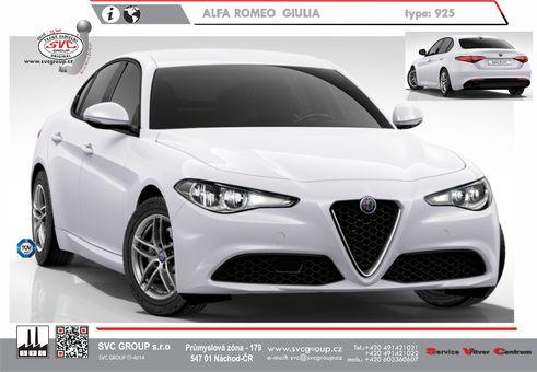 Alfa Romeo Giulia + Quadrifoglio / Veloce