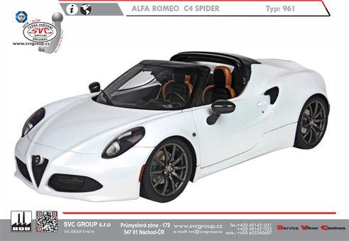 Alfa Romeo C 4 SPIDER