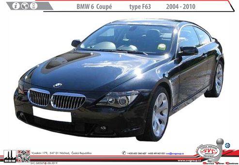 BMW 6 Série Kupé