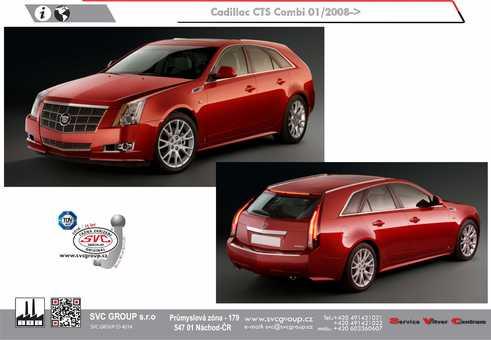 Cadillac CTS Combi