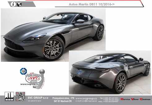 Aston Martin DB11 Vantage