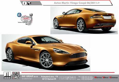 Aston Martin Virage Coupé