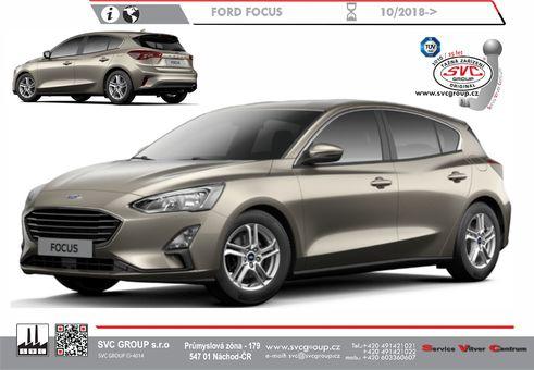Ford Focus 11/2018->