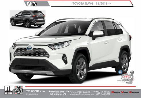 Toyota RAV-4 11/2018->