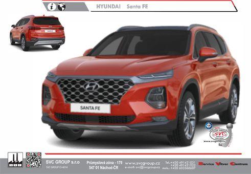 Hyundai Santa Fe 2/2018->12/2020