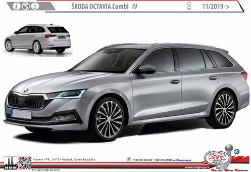 Škoda Octavia 3/2020->
