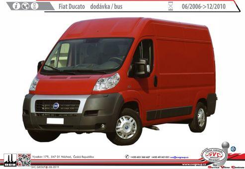 Fiat Ducato Dodávka / Bus