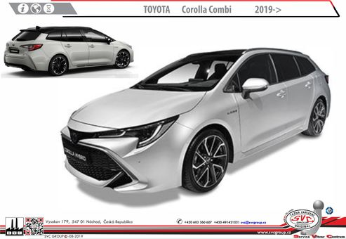 Toyota Corolla 5/2019->