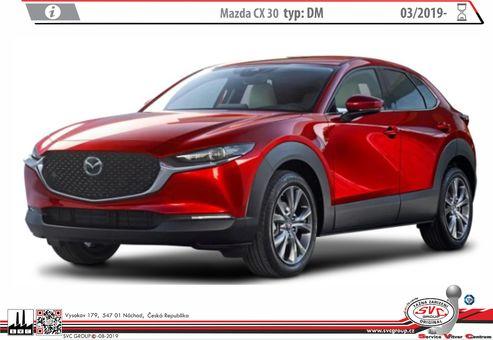 Mazda CX 30 9/2019->