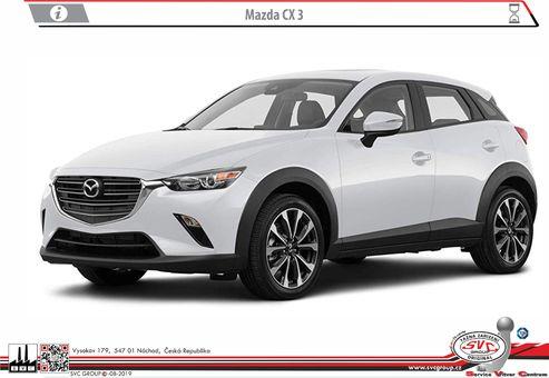 Mazda CX 3 02/2015->