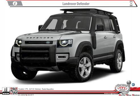 Land Rover Defender 663