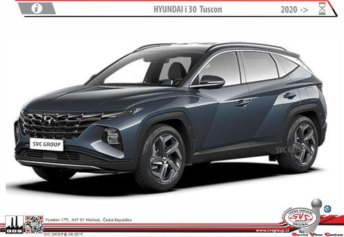 Hyundai Tucson 1/2021->