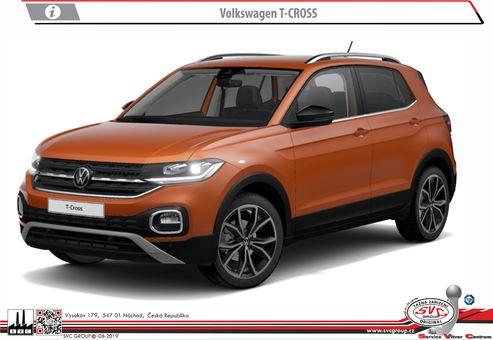 Volkswagen T-CROSS 3/2019->