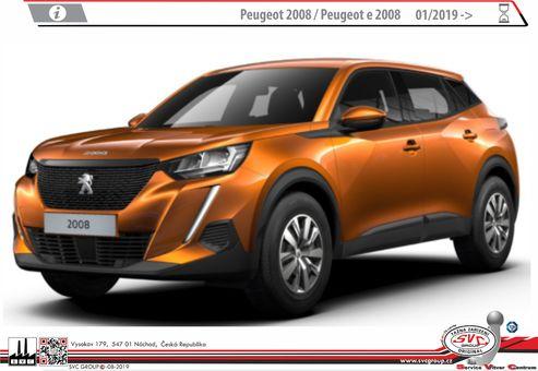 Peugeot 2008 1/2020->