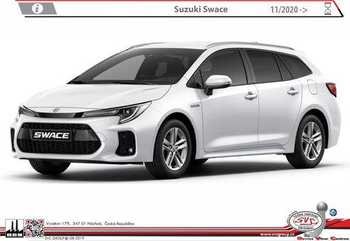Suzuki SWACE 11/2021->