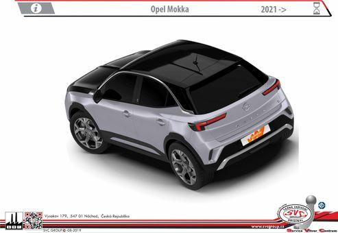 Opel Mokka 3/2021->