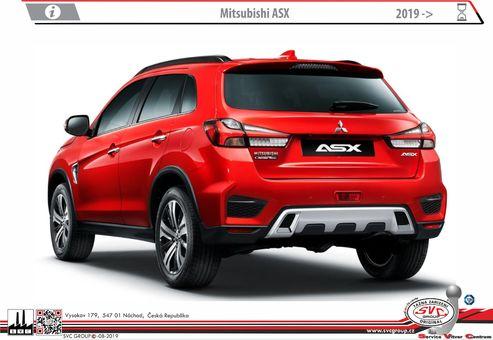 Mitsubishi ASX 1/2019->