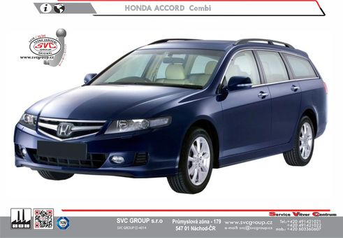 Honda Accord Kombi