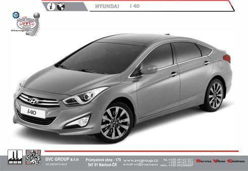 Hyundai i40 Liftback