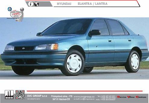Hyundai Lantra Sedan