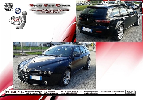 Alfa Romeo 159 Kombi