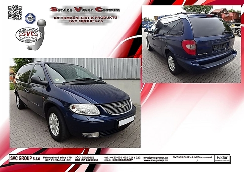 Chrysler Voyager + Grand