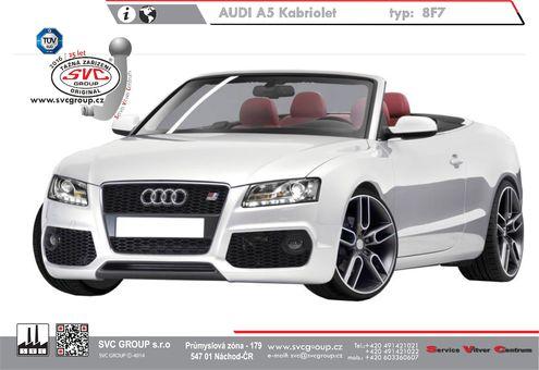 Audi A5 Kabriolet