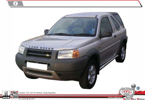 Land Rover Freelander MK I