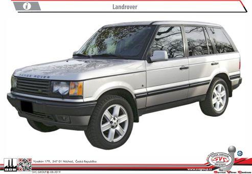 Land Rover Range Rover P38A
