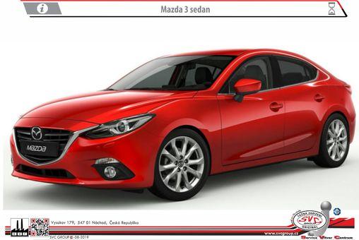 Mazda 3 08/2013->10/2019
