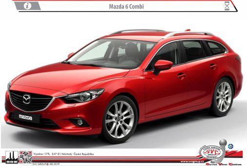 Mazda 6 11/2012->2018->