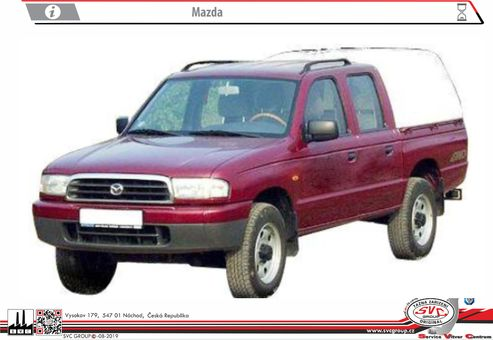 Mazda BT-2500