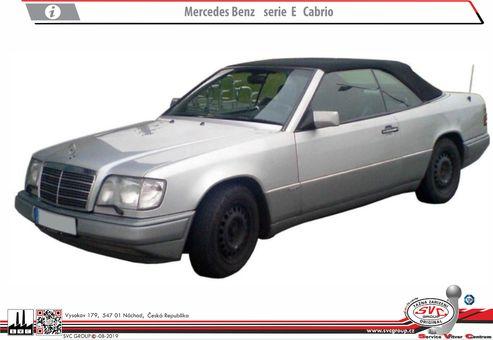 Mercedes E  Třída Kabriolet