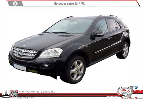 Mercedes ML SUV