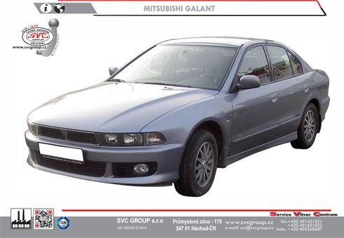 Mitsubishi Galant Sedan